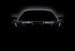 Detroit Electric's upcoming two-seat sports car - image: Detroit Electric