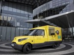 Germans to build own unique electric vans for postal service