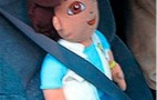 Diego Dolls Aren't Carpool Legal, Dummy