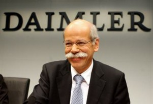 Daimler CEO: 1 Million Electric Cars in Germany by 2020? Not Likely