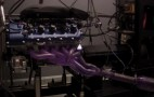 720-HP Dinan Custom BMW S85 V-10 Engine Dyno: Video