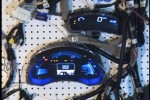 Nissan Leaf Electric Car Disembowled, Displayed On Pegboard (Video)