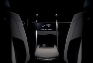 Land Rover Discovery Vision concept teaser
