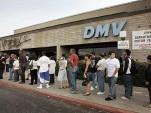 DMV line