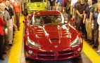 Dodge builds 25,000th Viper