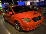 Dodge Caravan R/T concept