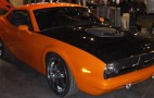 Dodge Challenger Barracuda Concept turns up at SEMA