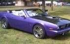 Dodge Challenger 'Cuda' Convertible Concept