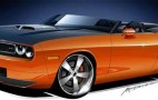 Group 5 building Dodge Challenger speedster for SEMA