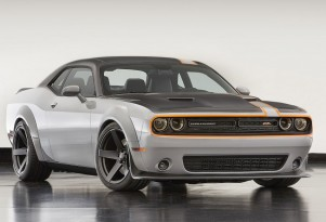 Dodge Challenger GT AWD concept, 2015 SEMA show