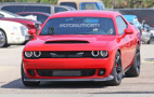 Dodge Challenger SRT Hellcat spied with Demon power