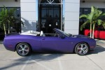 Are you Plum Crazy enough to spend $90K on a Challenger Hellcat convertible?