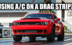 How the Dodge Demon uses its air conditioning to make more horsepower