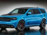 Dodge Durango Shaker concept, 2016 SEMA show