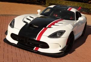 Dodge Viper ACR Concept, 2014 SEMA