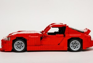Lego Ideas: 1st-Generation Dodge Viper