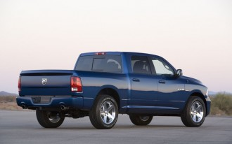 Dodge Sticking with Small Diesel for New Ram