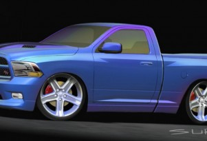 SEMA Craziness Begins with Dodge Ram R/T