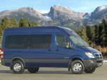 Sprinter Van Sprints From Dodge Back To Mercedes
