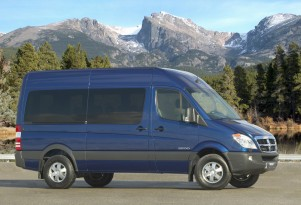 Sprinter Van Sprints From Dodge Back To Mercedes