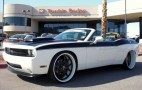 Ebay: West Coast Customs Dodge Challenger Wide Body Convertible up for Auction