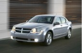 2010 Dodge Avenger Photos