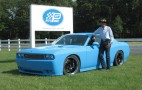 Petty Dodge Challenger headed to 2010 Barrett-Jackson Auction