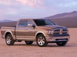 The 2010 Dodge Ram is the Big Bruiser of Full Size Pickups
