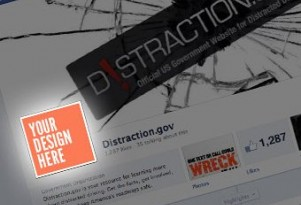 Students, Get Creative: Design An Icon Against Distracted Driving