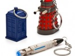 Dr. Who keychains