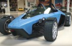 Rare Drakan Spyder Drops In On Jay Leno's Garage: Video