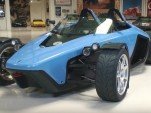 Drakan Spyder On Jay Leno's Garage