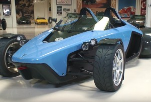 Drakan Spyder On Jay Leno's Garage