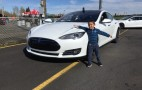 Kids React To Tesla Model S P85D 'Insane' Mode Launch: Video Shows How Fast It Is