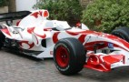 Dream of owning an F1 car? Now you can!