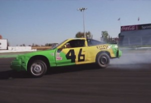Drifters offer up Days of Thunder tribute