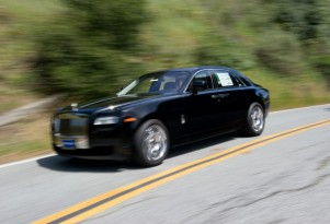 Driven: Rolls-Royce Ghost, images by John Todd