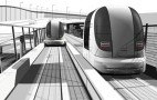 Driverless podcars to revolutionize urban transport?