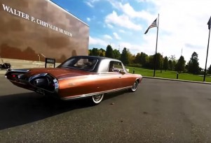 Driving a Chrysler Turbine Car