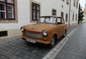 Time Machine Test Drive: Exploring Budapest in a Communist-era Trabant