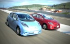 Tree-Hugger? Nah, This Nissan Leaf Owner Hugs Corners, Beats Gas Cars