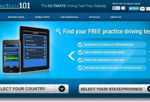 DrivingTests101 Helps Teens And Others Prep For Driver's Exams
