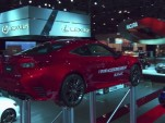 Drone footage of the 2015 New York Auto Show