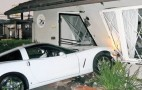 Drunk Driver Parks Corvette In Emmy-Winning Puppeteer's Home