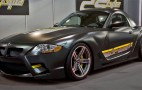 DStyle aerokit for the BMW Z4 Coupe and Roadster