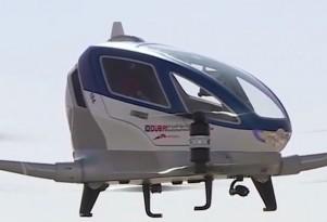 Dubai nearly ready to bring autonomous passenger drones into service