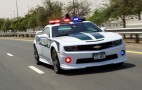 Dubai Police Add More Cool To Cop Car Lineup With Camaro SS