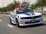 Dubai Police Chevrolet Camaro SS
