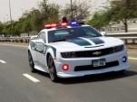 Dubai Police Chevrolet Camaro SS