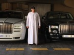 "Dubai resident Balwinder Sahni paid $9 million for ""5"" license plate - Image via CNN"